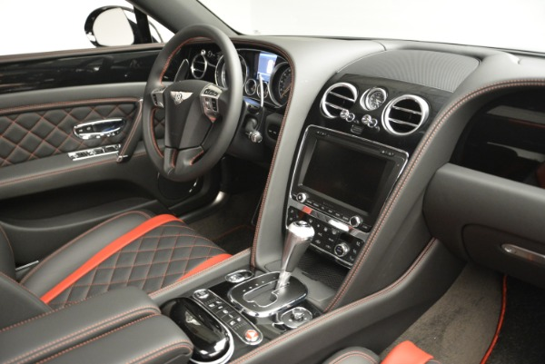 New 2018 Bentley Flying Spur V8 S Black Edition for sale Sold at Aston Martin of Greenwich in Greenwich CT 06830 23