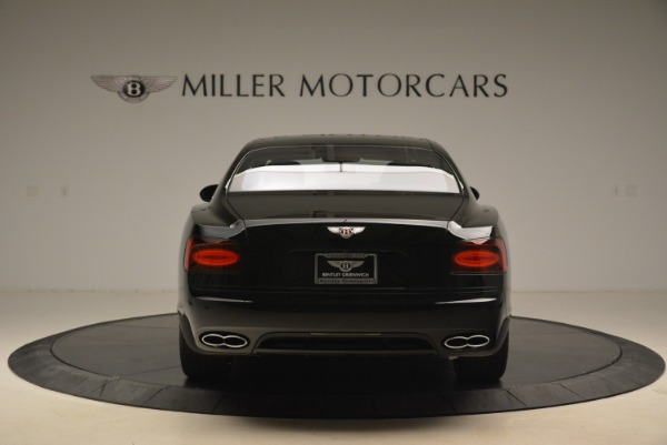 New 2018 Bentley Flying Spur V8 S Black Edition for sale Sold at Aston Martin of Greenwich in Greenwich CT 06830 6