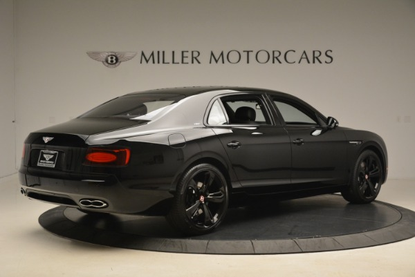 New 2018 Bentley Flying Spur V8 S Black Edition for sale Sold at Aston Martin of Greenwich in Greenwich CT 06830 8