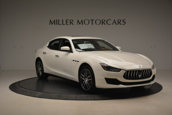 New 2018 Maserati Ghibli S Q4 for sale Sold at Aston Martin of Greenwich in Greenwich CT 06830 10