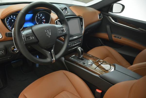 New 2018 Maserati Ghibli S Q4 for sale Sold at Aston Martin of Greenwich in Greenwich CT 06830 13