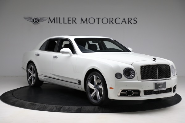 Used 2018 Bentley Mulsanne Speed for sale Sold at Aston Martin of Greenwich in Greenwich CT 06830 10