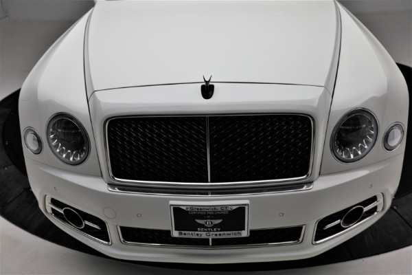 Used 2018 Bentley Mulsanne Speed for sale Sold at Aston Martin of Greenwich in Greenwich CT 06830 12