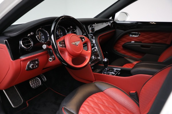 Used 2018 Bentley Mulsanne Speed for sale Sold at Aston Martin of Greenwich in Greenwich CT 06830 16