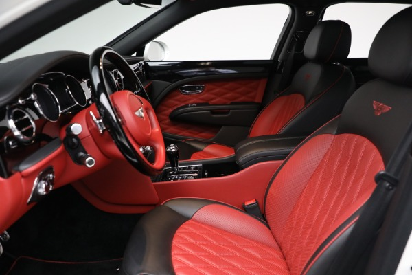 Used 2018 Bentley Mulsanne Speed for sale Sold at Aston Martin of Greenwich in Greenwich CT 06830 17