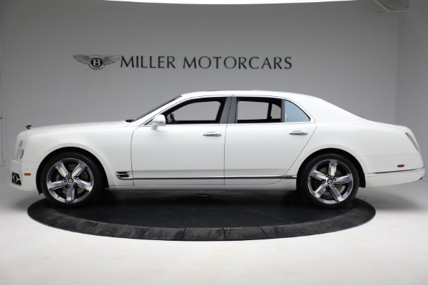 Used 2018 Bentley Mulsanne Speed for sale Sold at Aston Martin of Greenwich in Greenwich CT 06830 2