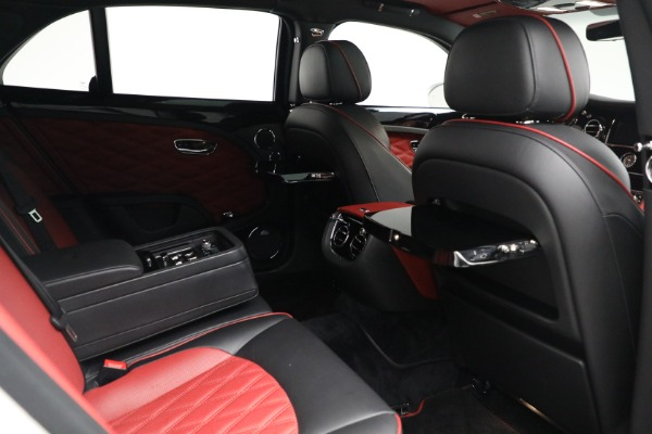 Used 2018 Bentley Mulsanne Speed for sale Sold at Aston Martin of Greenwich in Greenwich CT 06830 24