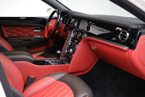 Used 2018 Bentley Mulsanne Speed for sale Sold at Aston Martin of Greenwich in Greenwich CT 06830 27
