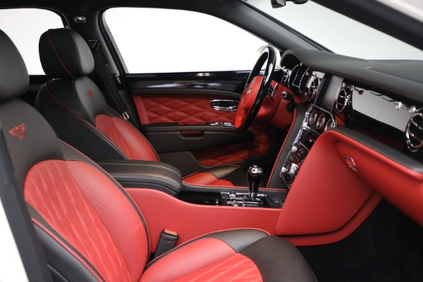 Used 2018 Bentley Mulsanne Speed for sale $228,900 at Aston Martin of Greenwich in Greenwich CT 06830 28
