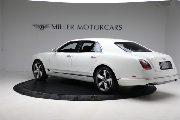 Used 2018 Bentley Mulsanne Speed for sale Sold at Aston Martin of Greenwich in Greenwich CT 06830 3
