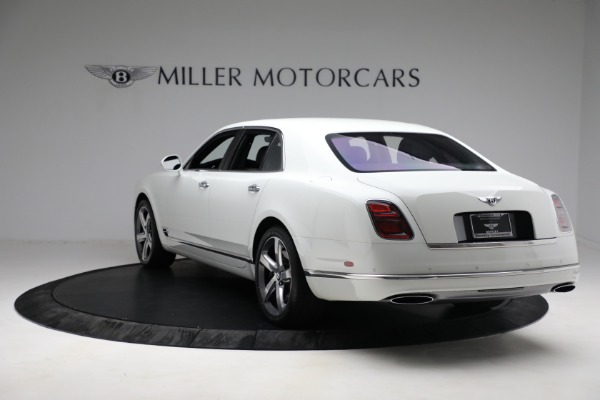 Used 2018 Bentley Mulsanne Speed for sale Sold at Aston Martin of Greenwich in Greenwich CT 06830 4