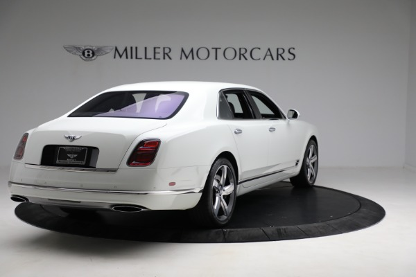 Used 2018 Bentley Mulsanne Speed for sale Sold at Aston Martin of Greenwich in Greenwich CT 06830 6