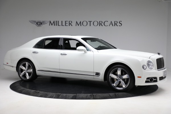 Used 2018 Bentley Mulsanne Speed for sale Sold at Aston Martin of Greenwich in Greenwich CT 06830 9