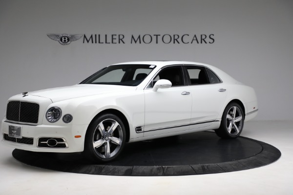 Used 2018 Bentley Mulsanne Speed for sale Sold at Aston Martin of Greenwich in Greenwich CT 06830 1