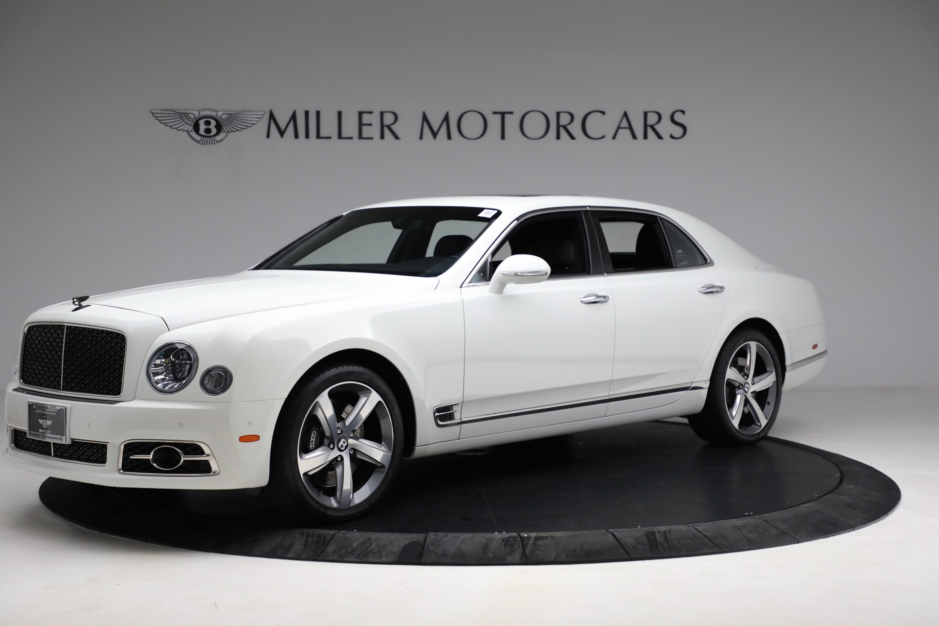 Pre Owned 2018 Bentley Mulsanne Speed For Sale Special Pricing Aston Martin Of Greenwich Stock B1350