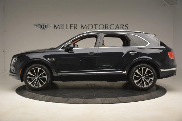 Used 2018 Bentley Bentayga Signature for sale Sold at Aston Martin of Greenwich in Greenwich CT 06830 4