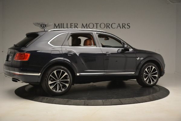 Used 2018 Bentley Bentayga Signature for sale Sold at Aston Martin of Greenwich in Greenwich CT 06830 9