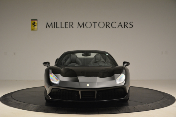 Used 2016 Ferrari 488 Spider for sale Sold at Aston Martin of Greenwich in Greenwich CT 06830 12