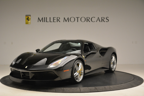 Used 2016 Ferrari 488 Spider for sale Sold at Aston Martin of Greenwich in Greenwich CT 06830 13