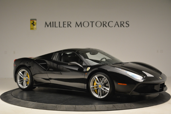 Used 2016 Ferrari 488 Spider for sale Sold at Aston Martin of Greenwich in Greenwich CT 06830 22