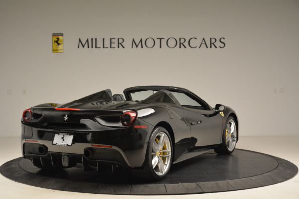 Used 2016 Ferrari 488 Spider for sale Sold at Aston Martin of Greenwich in Greenwich CT 06830 7
