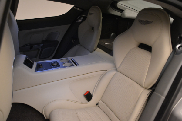 Used 2014 Aston Martin Rapide S for sale Sold at Aston Martin of Greenwich in Greenwich CT 06830 19