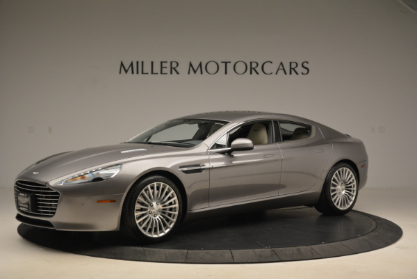 Used 2014 Aston Martin Rapide S for sale Sold at Aston Martin of Greenwich in Greenwich CT 06830 2