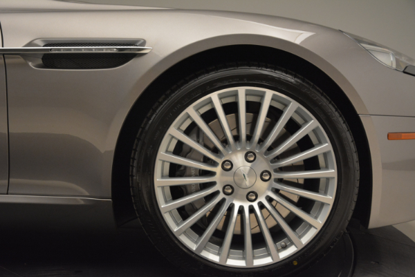 Used 2014 Aston Martin Rapide S for sale Sold at Aston Martin of Greenwich in Greenwich CT 06830 24