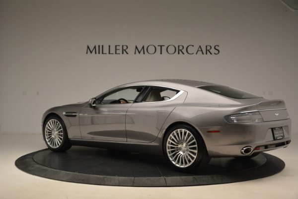 Used 2014 Aston Martin Rapide S for sale Sold at Aston Martin of Greenwich in Greenwich CT 06830 4