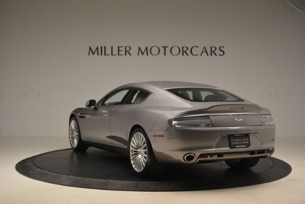 Used 2014 Aston Martin Rapide S for sale Sold at Aston Martin of Greenwich in Greenwich CT 06830 5