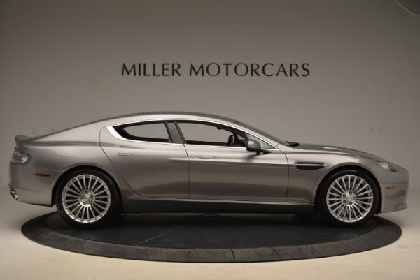 Used 2014 Aston Martin Rapide S for sale Sold at Aston Martin of Greenwich in Greenwich CT 06830 9
