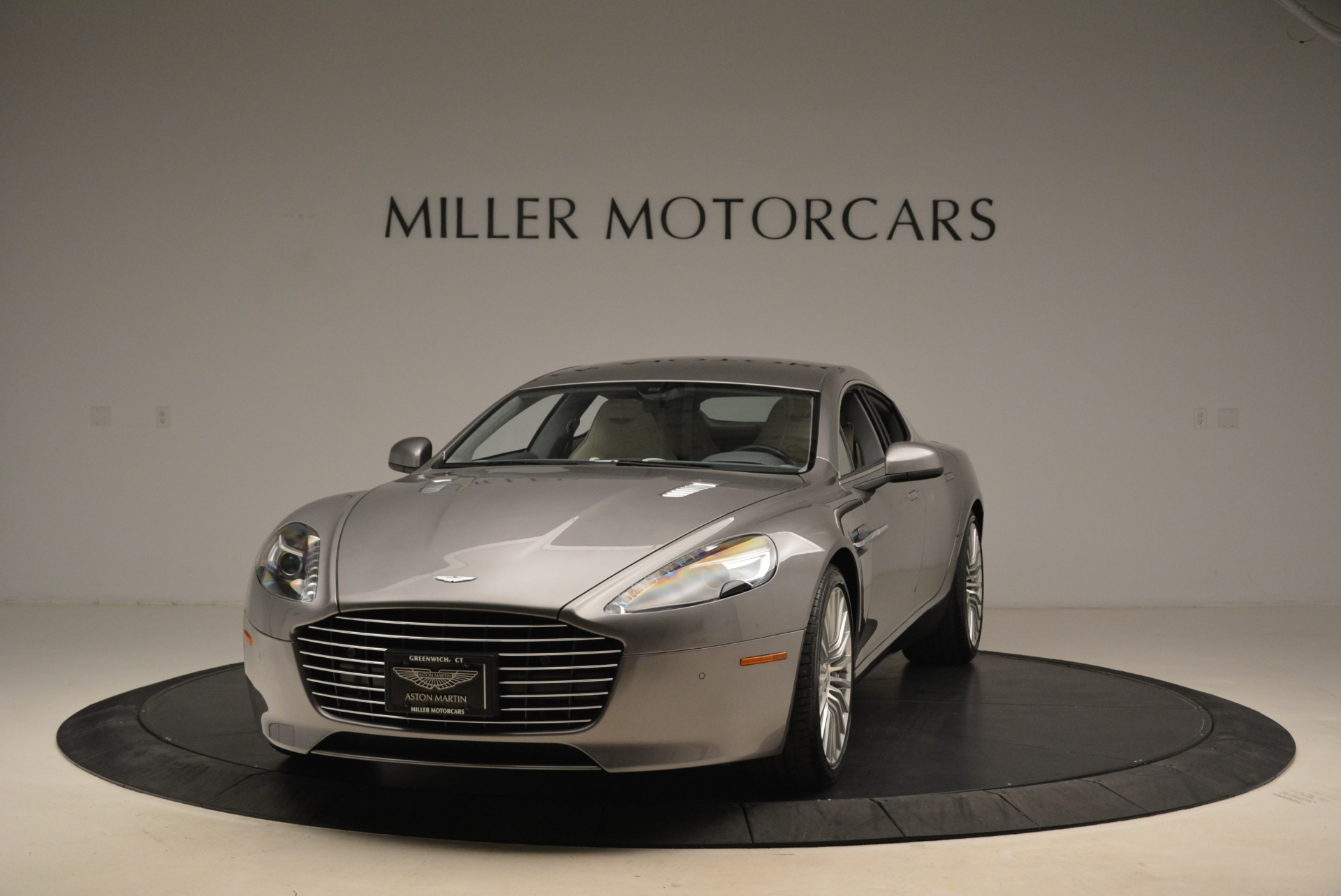 Used 2014 Aston Martin Rapide S for sale Sold at Aston Martin of Greenwich in Greenwich CT 06830 1