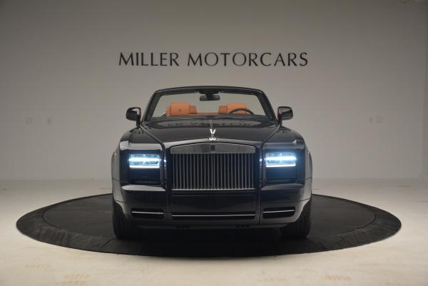 New 2016 Rolls-Royce Phantom Drophead Coupe Bespoke for sale Sold at Aston Martin of Greenwich in Greenwich CT 06830 11