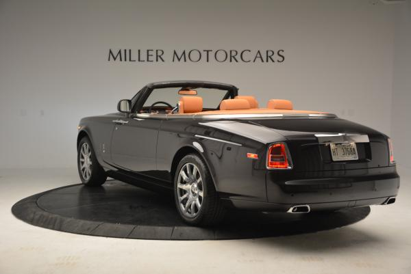 New 2016 Rolls-Royce Phantom Drophead Coupe Bespoke for sale Sold at Aston Martin of Greenwich in Greenwich CT 06830 5