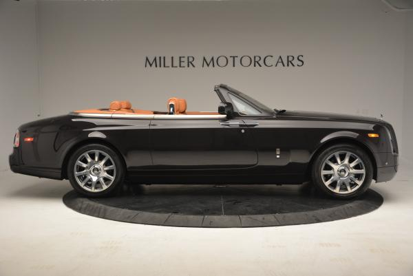 New 2016 Rolls-Royce Phantom Drophead Coupe Bespoke for sale Sold at Aston Martin of Greenwich in Greenwich CT 06830 9