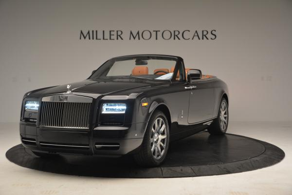 New 2016 Rolls-Royce Phantom Drophead Coupe Bespoke for sale Sold at Aston Martin of Greenwich in Greenwich CT 06830 1