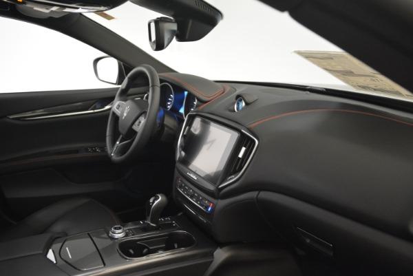 New 2018 Maserati Ghibli S Q4 for sale Sold at Aston Martin of Greenwich in Greenwich CT 06830 23