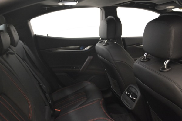 New 2018 Maserati Ghibli S Q4 for sale Sold at Aston Martin of Greenwich in Greenwich CT 06830 26