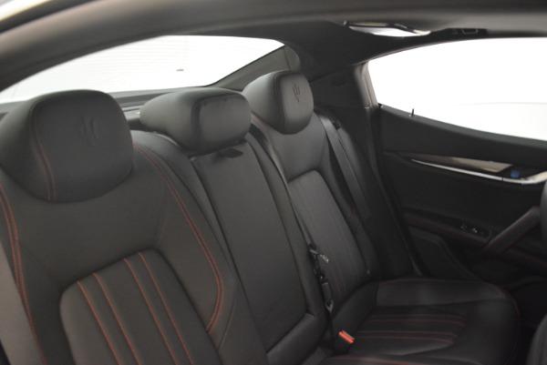 New 2018 Maserati Ghibli S Q4 for sale Sold at Aston Martin of Greenwich in Greenwich CT 06830 27