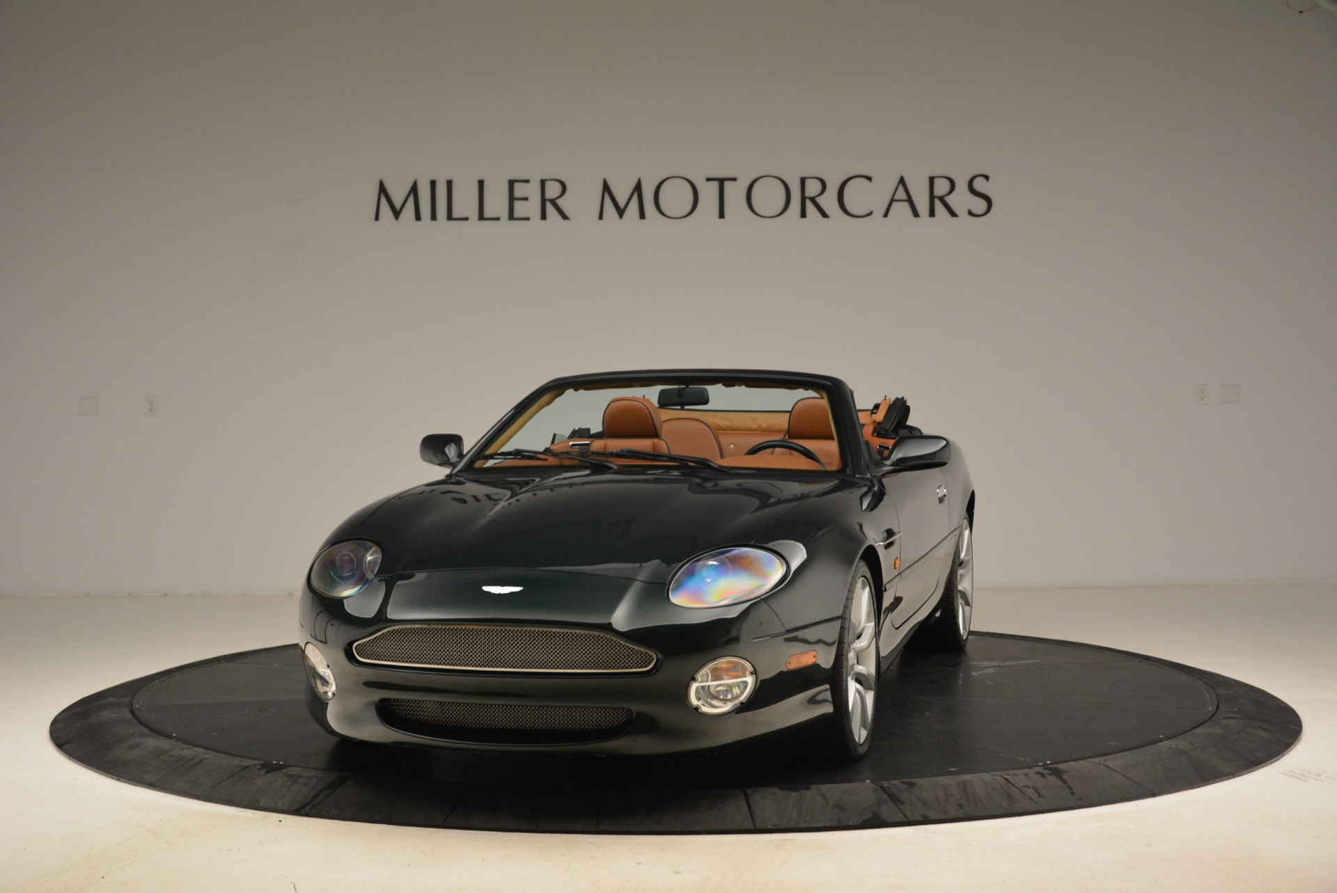 Pre Owned 2003 Aston Martin Db7 Vantage Volante For Sale Special Pricing Aston Martin Of Greenwich Stock 7307