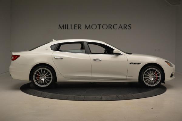 New 2018 Maserati Quattroporte S Q4 GranLusso for sale Sold at Aston Martin of Greenwich in Greenwich CT 06830 12