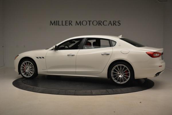 New 2018 Maserati Quattroporte S Q4 GranLusso for sale Sold at Aston Martin of Greenwich in Greenwich CT 06830 5