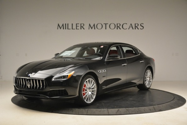 New 2018 Maserati Quattroporte S Q4 GranLusso for sale Sold at Aston Martin of Greenwich in Greenwich CT 06830 2