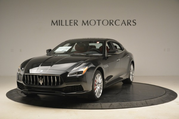 New 2018 Maserati Quattroporte S Q4 GranLusso for sale Sold at Aston Martin of Greenwich in Greenwich CT 06830 1