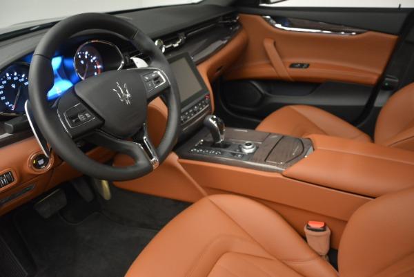 New 2018 Maserati Quattroporte S Q4 for sale Sold at Aston Martin of Greenwich in Greenwich CT 06830 13