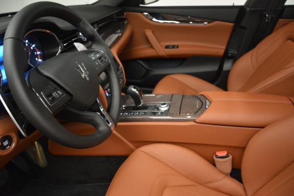 New 2018 Maserati Quattroporte S Q4 for sale Sold at Aston Martin of Greenwich in Greenwich CT 06830 14