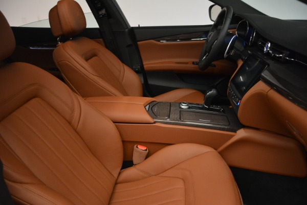 New 2018 Maserati Quattroporte S Q4 for sale Sold at Aston Martin of Greenwich in Greenwich CT 06830 18