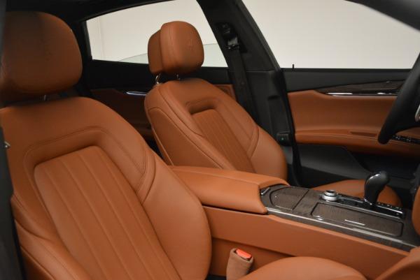 New 2018 Maserati Quattroporte S Q4 for sale Sold at Aston Martin of Greenwich in Greenwich CT 06830 19