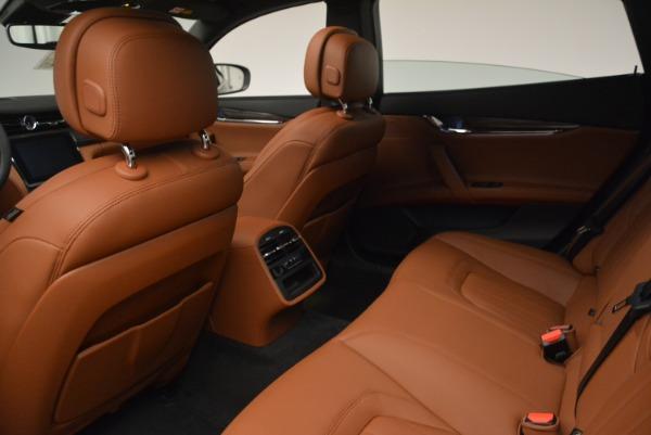 New 2018 Maserati Quattroporte S Q4 for sale Sold at Aston Martin of Greenwich in Greenwich CT 06830 22