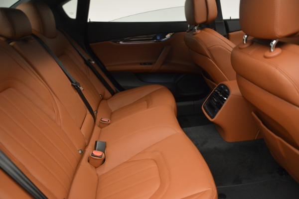 New 2018 Maserati Quattroporte S Q4 for sale Sold at Aston Martin of Greenwich in Greenwich CT 06830 27
